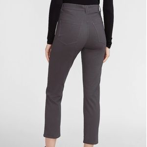 Super High Waisted Slim Sateen Pant size 8 Women's Express NWT jeans leggings